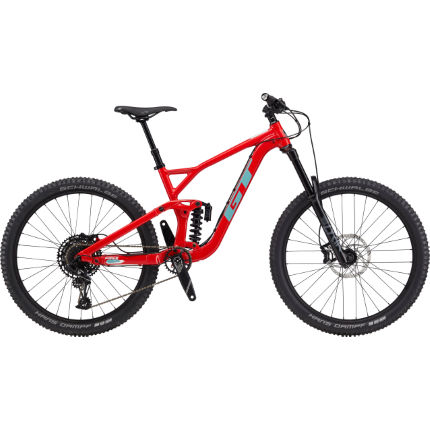 GT Force AL Elite 27.5 Bike (2020)