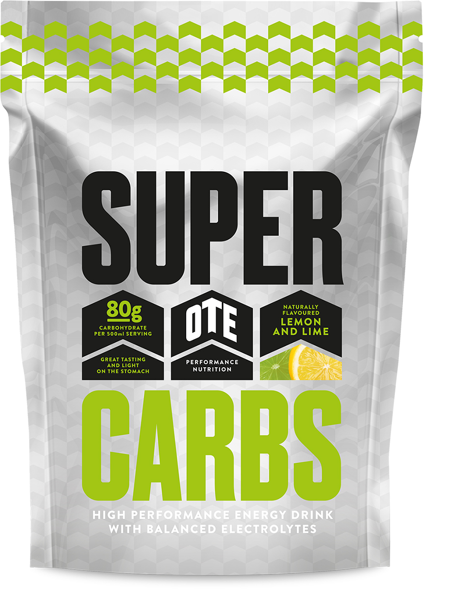OTE Super Carbs Drink 850g | Energy drinks