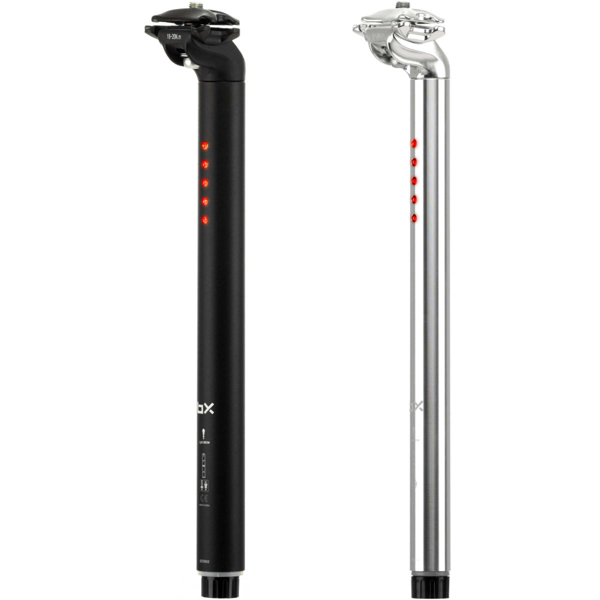 Brand-X Brand-X LightSKIN Seatpost Light   Rear Lights