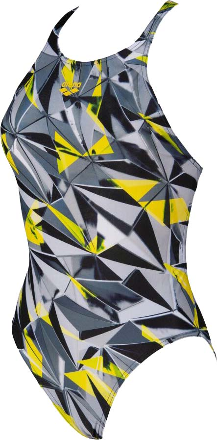 Arena Women's One Shattered Booster | swim_clothes