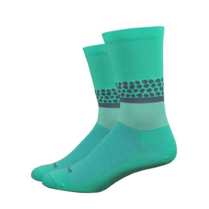 "DeFeet Aireator 6"" Shake Socks"