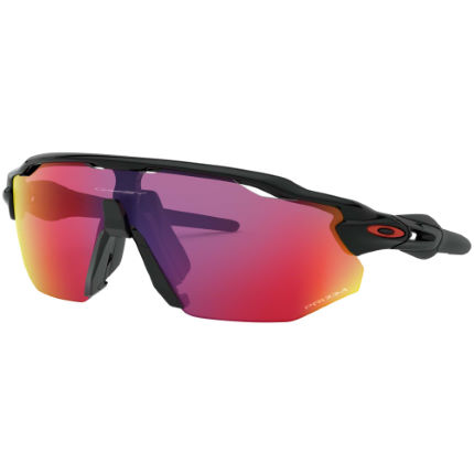 Oakley Radar EV Advancer Black Prizm Road Sunglasses
