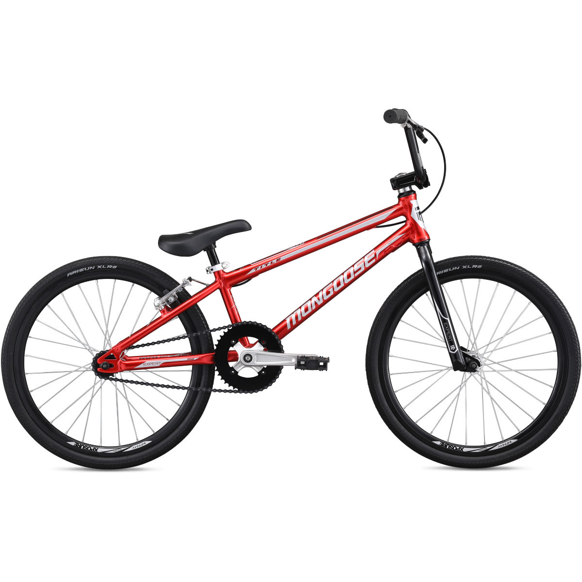Image of Mongoose Title Expert BMX Bike Race BMX Bikes