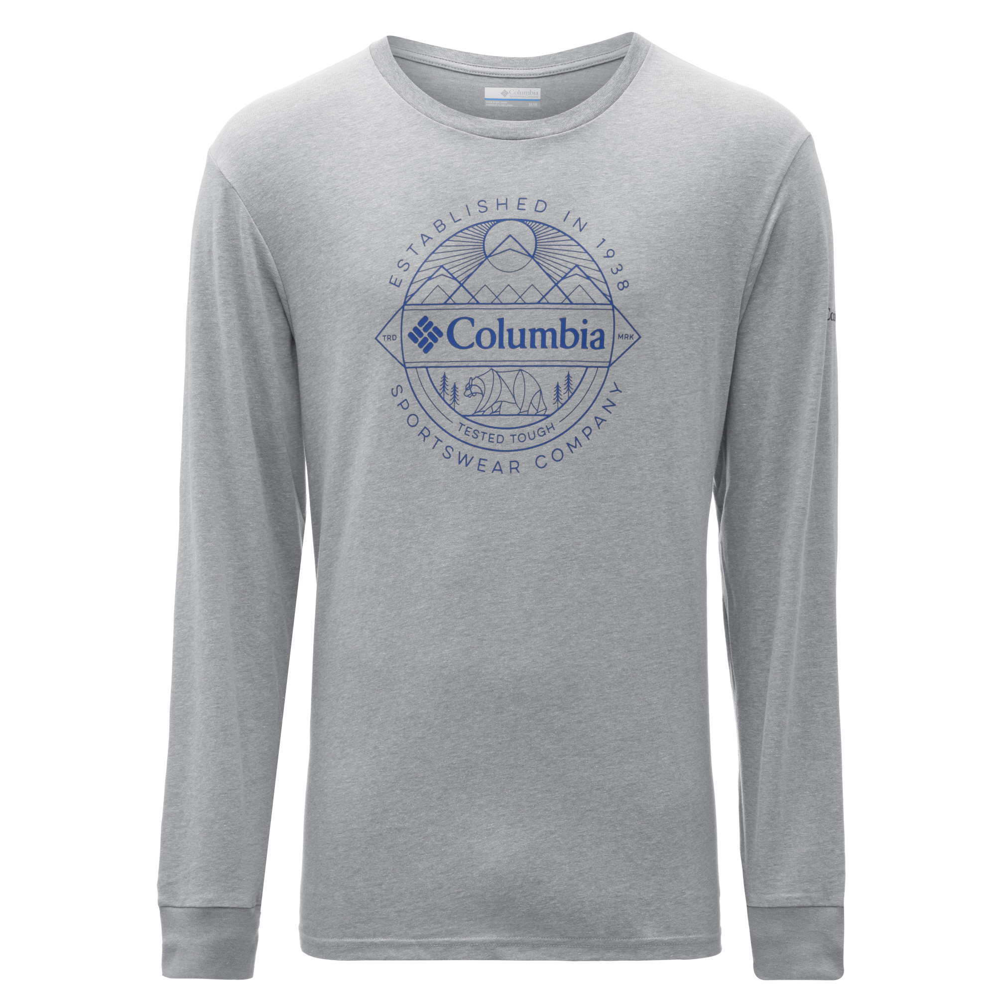 Columbia Cades Cove™ Long Sleeve Graphic Tee | Trøjer