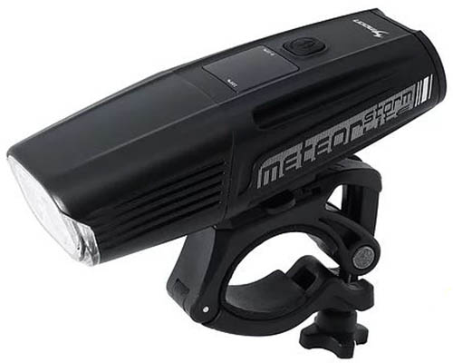 Moon Meteor Storm Lite Light | Computer Battery and Charger