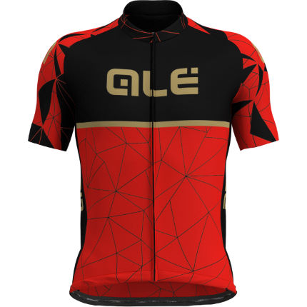 Alé Prime Geo Patterns Short Sleeved Jersey