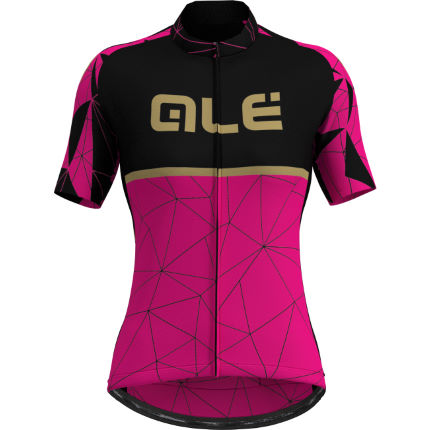 Alé Prime Geo Patterns Women's Short Sleeved Jersey