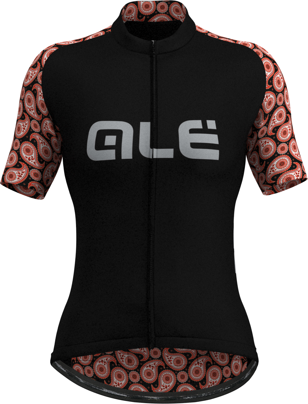 Alé Women's Prime Paisley Print Short Sleeved Jersey | Jerseys