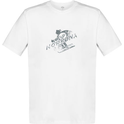 Norrøna /29 Cotton 50's Logo T-Shirt