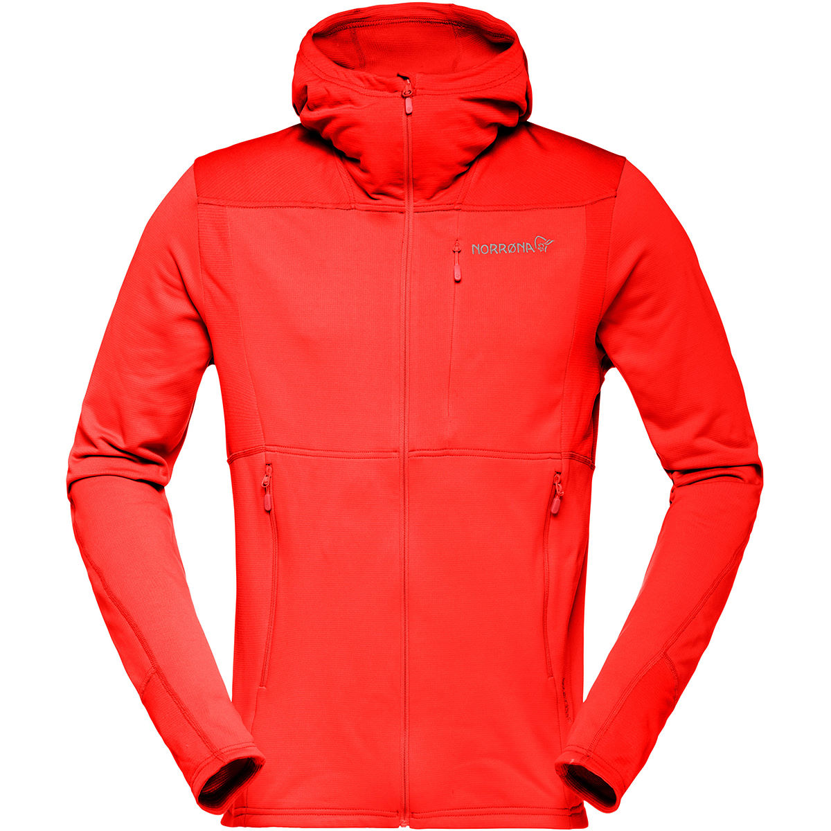 Norrøna Norrøna falketind Warm1 Stretch Zip Hoodie   Hoodies