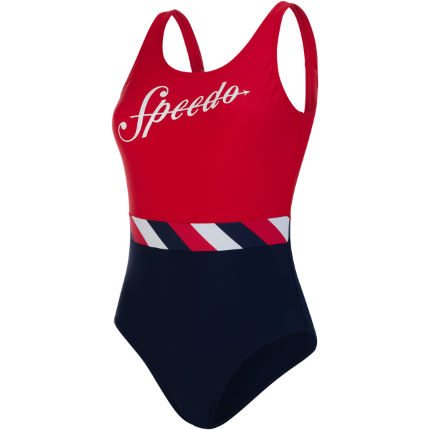 Speedo Women's Shoreline U-back Swimsuit