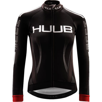 HUUB Women's Core Long Sleeve Thermal Jersey
