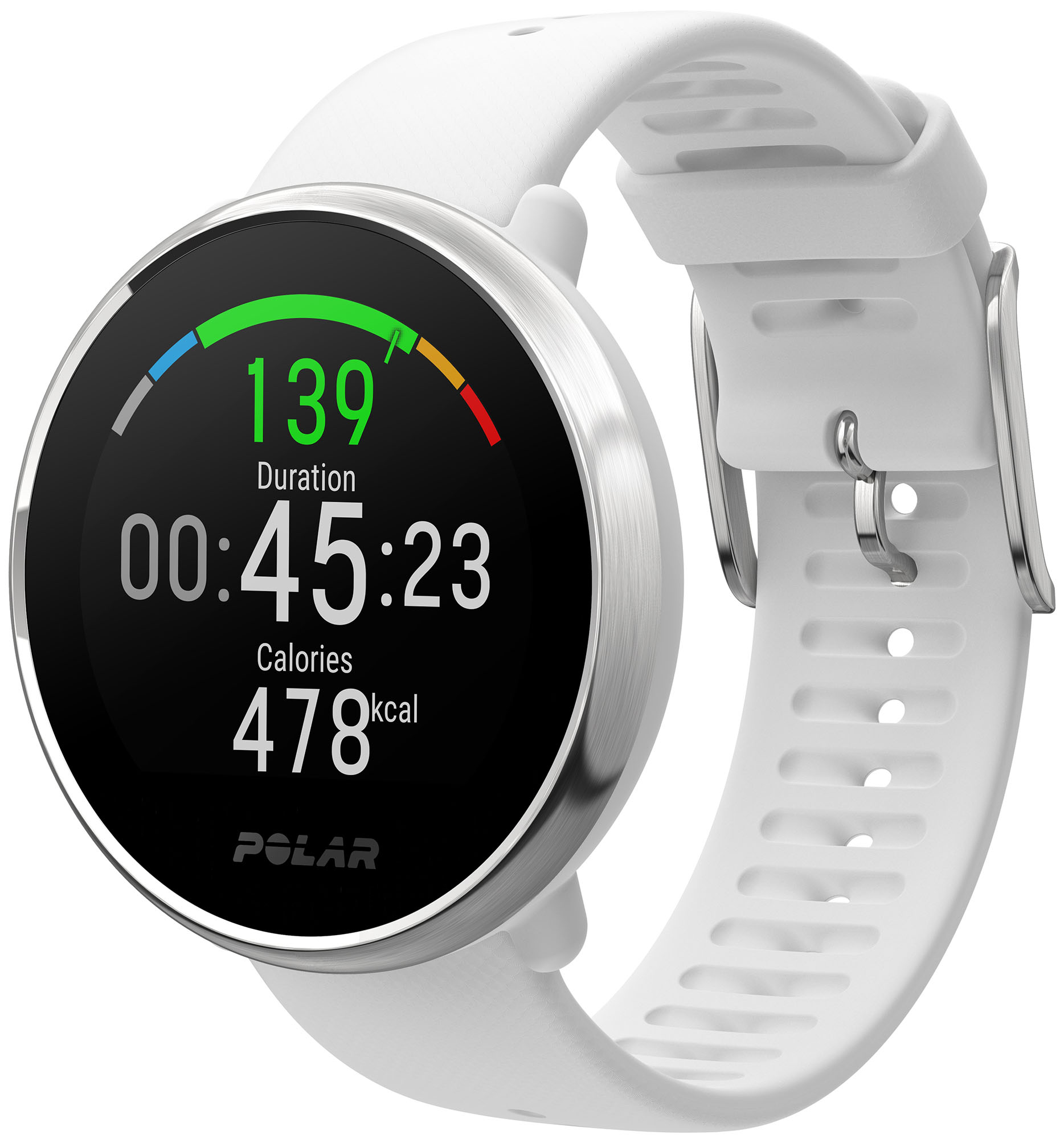 Polar Ignite GPS Watch with Silicone Strap   Sports watches