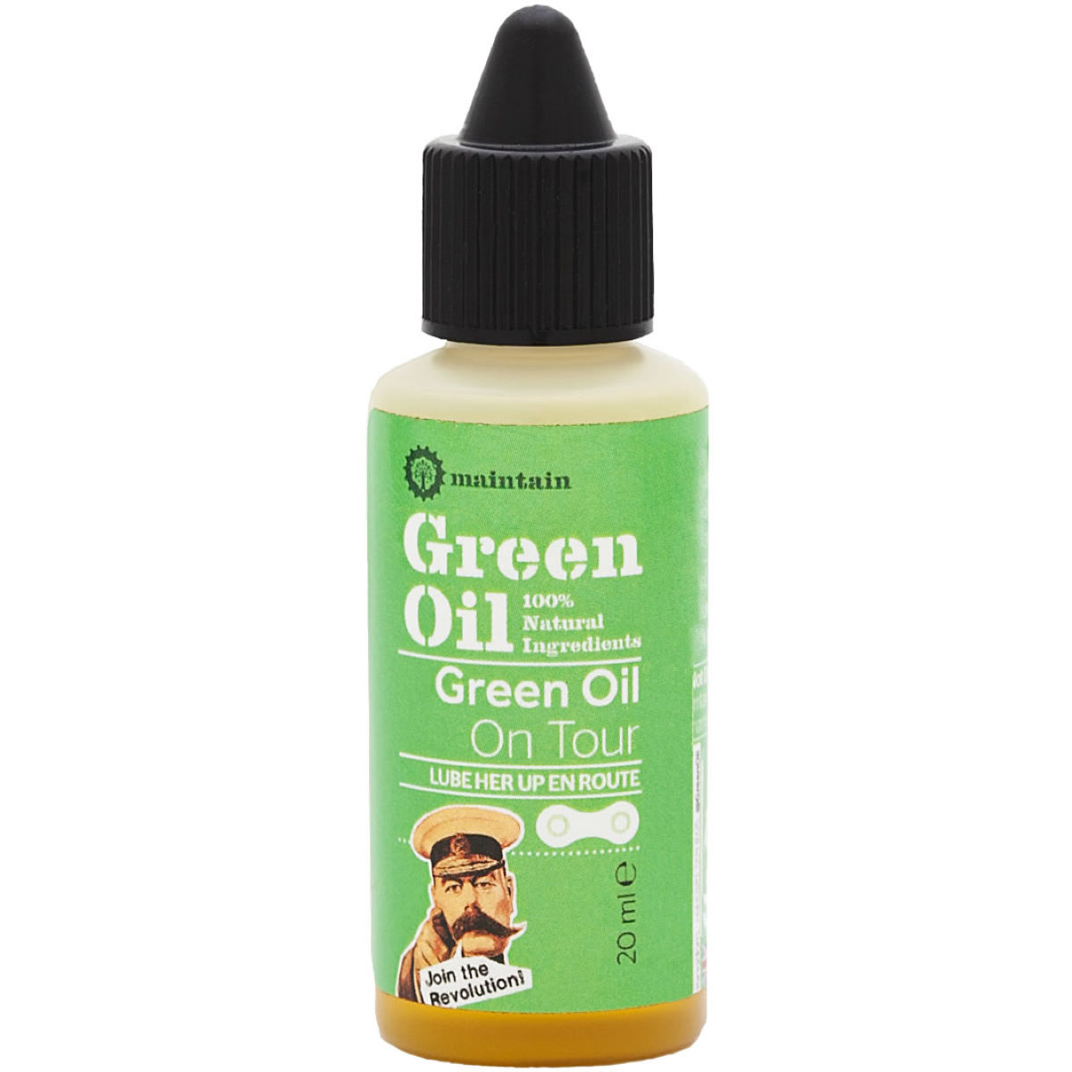 Green Oil Green Oil On Tour Chain Lube   Lube