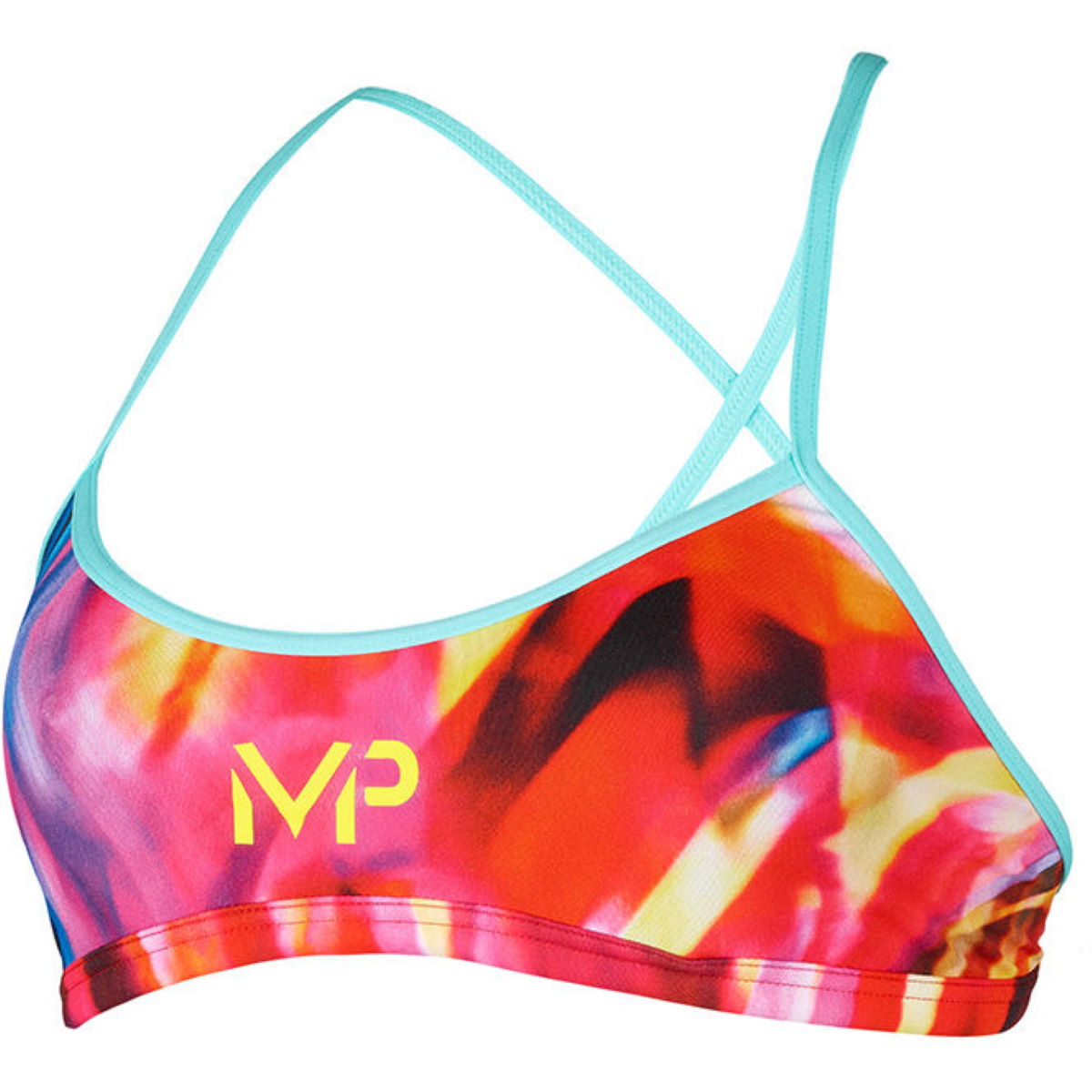 MP MP Michael Phelps Rumba 2 Piece Top   Two Piece Swimsuits