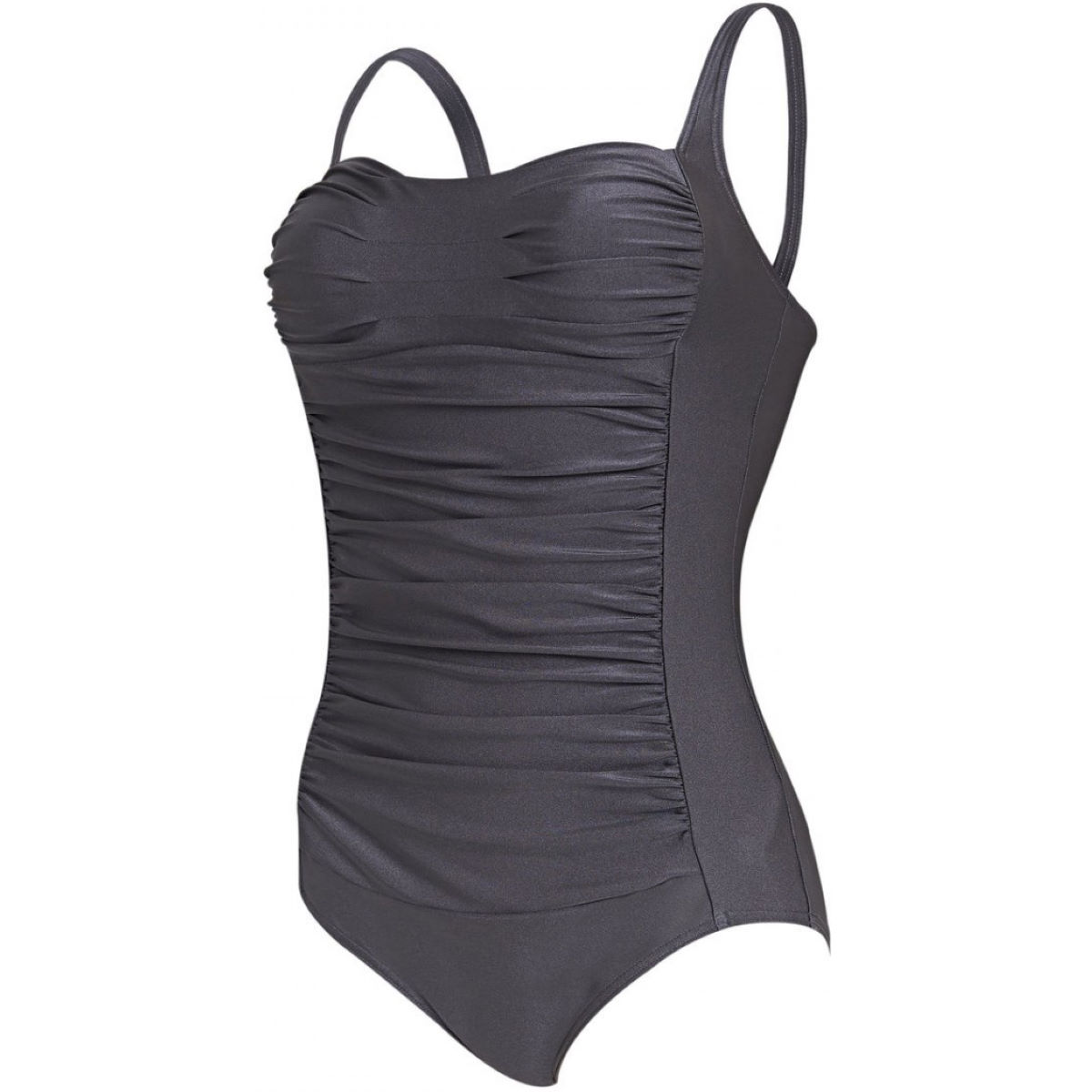 Zoggs Women's Bruny Ruch Front   One Piece Swimsuits