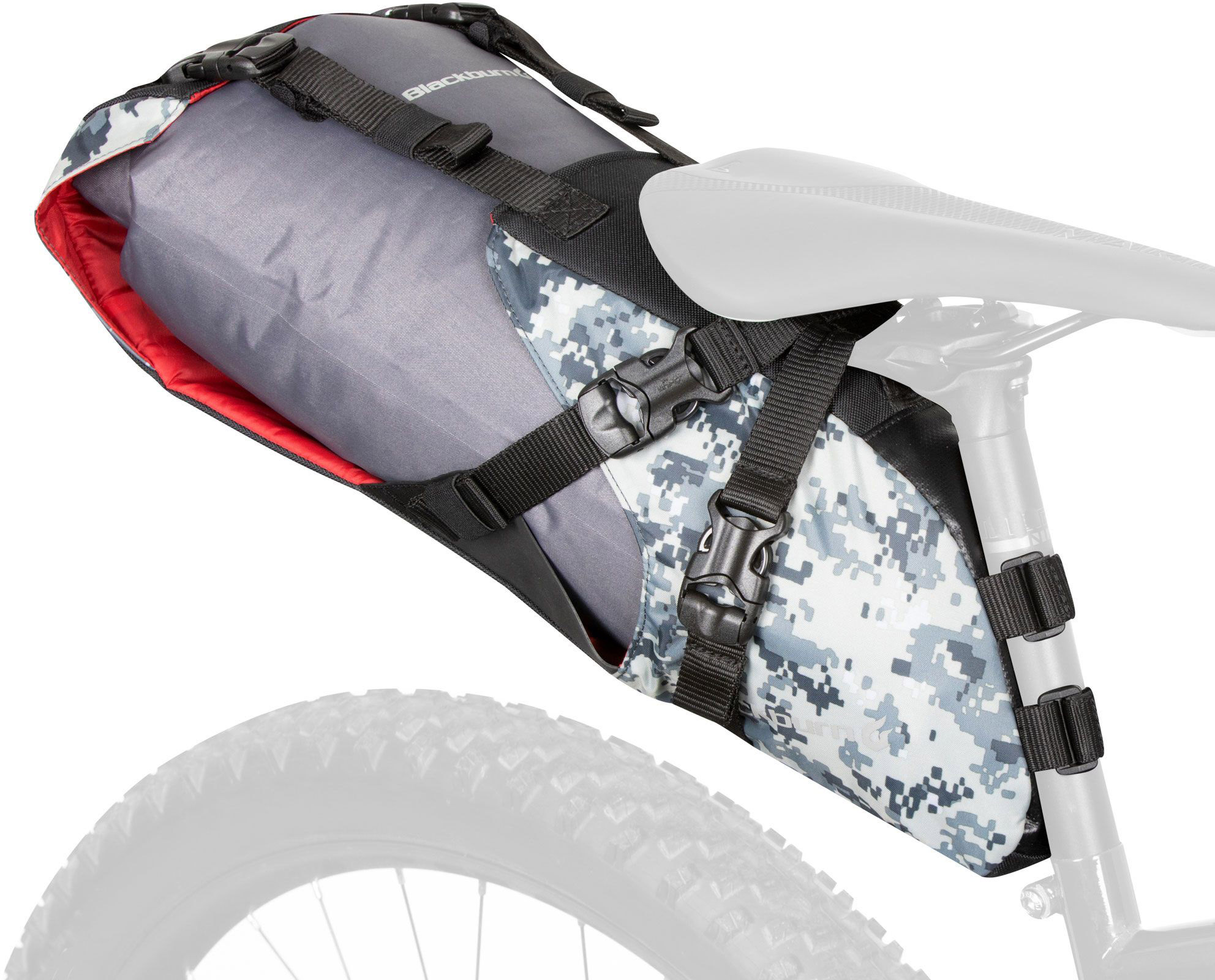Blackburn Outpost Seatpack - Ltd Edition | Bike bags