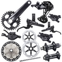 Wiggle | Shimano XT M8000 1x11 Complete Groupset | Groupsets