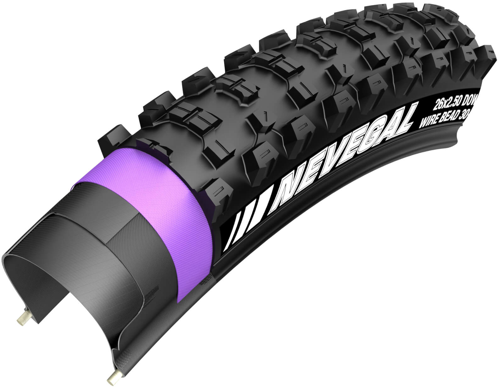 Kenda Nevegal Pro DTC MTB Folding Tyre | Tyres