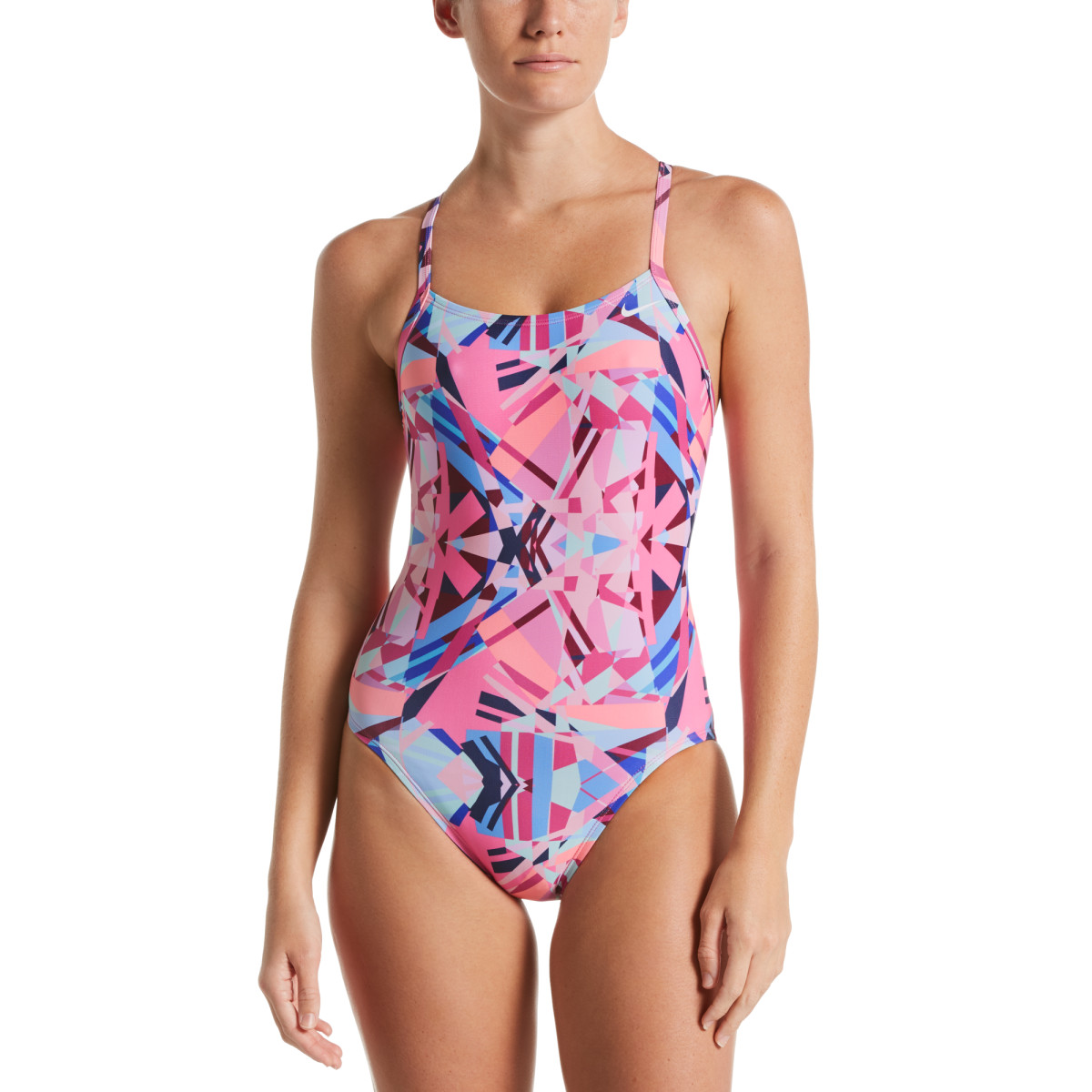 Nike Prism Punch Cut Out One Piece | Tri-beklædning