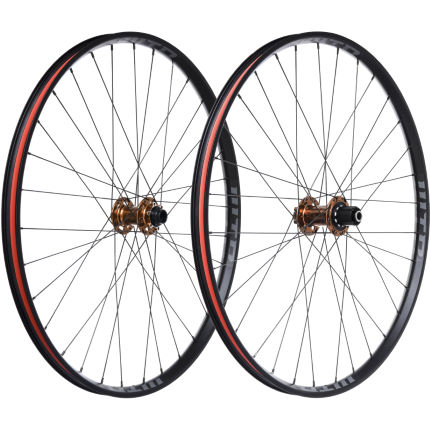 Nukeproof Horizon on KOM Tough i29 Wheelset
