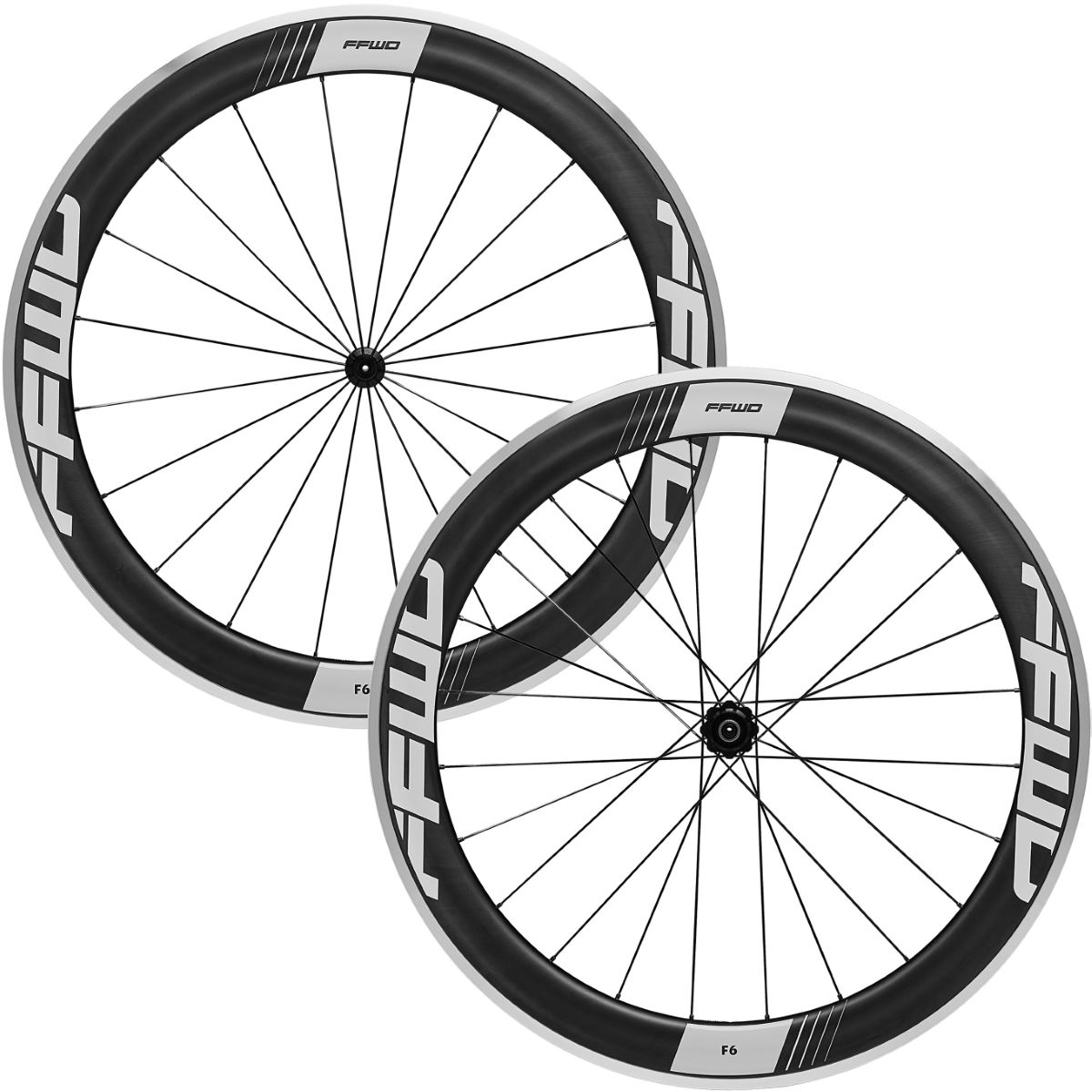 Fast Forward Fast Forward F6R Clincher DT240 SP Wheelset   Wheel Sets