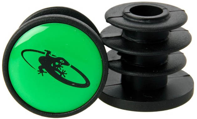 Lizard Skins Deluxe MTB Bar End Plug | Handlebar end plugs