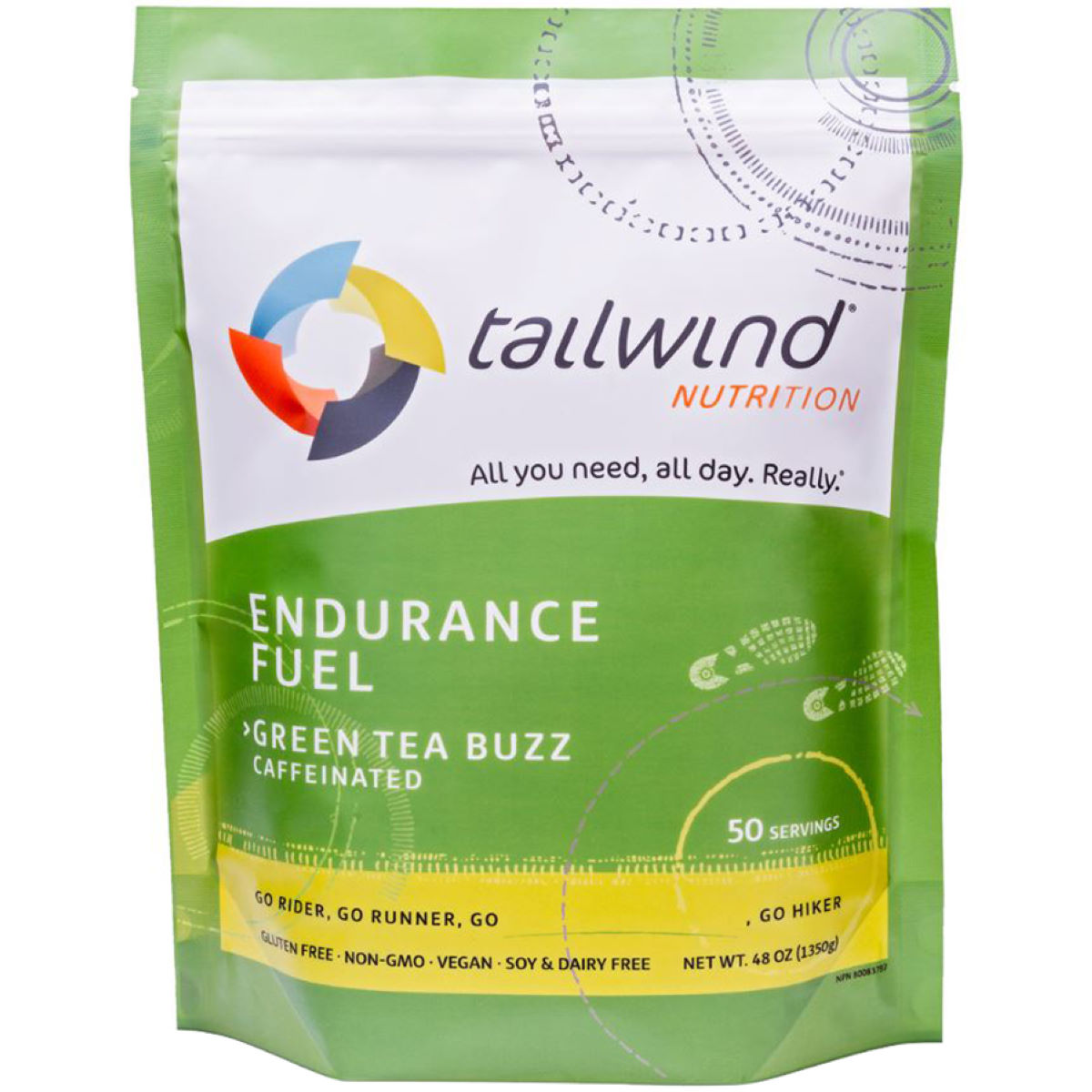 Tailwind Tailwind Caffeinated Energy Drink (1350g)   Powdered Drinks