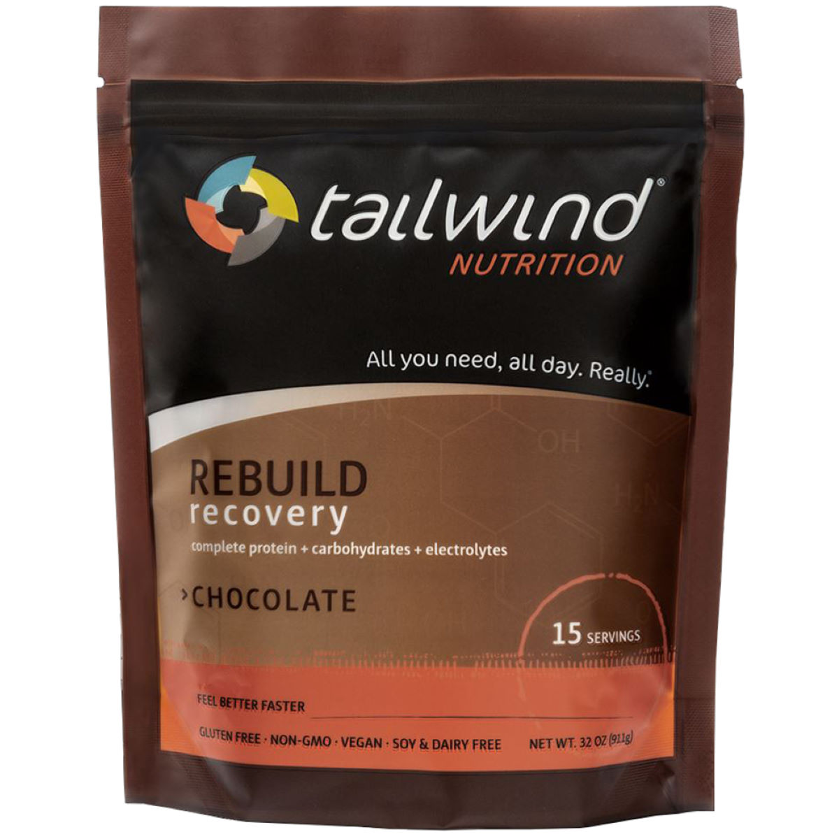 Tailwind Tailwind Rebuild Recovery Drink (15 x 27g)   Powdered Drinks