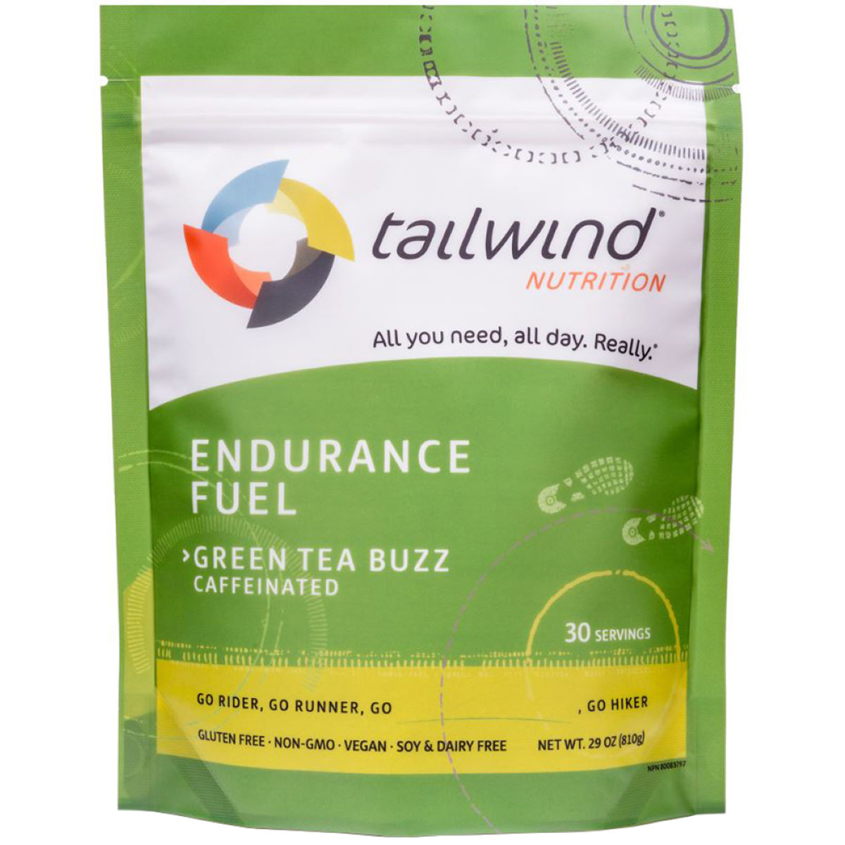 Tailwind Tailwind Caffeinated Energy Drink (810g)   Powdered Drinks