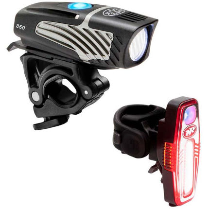 NiteRider Lumina Micro 850L / Sabre 80L Light Set