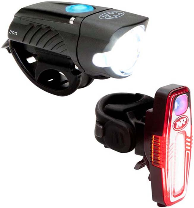 NiteRider Swift 300L / Sabre 80L Light Set | Computer Battery and Charger