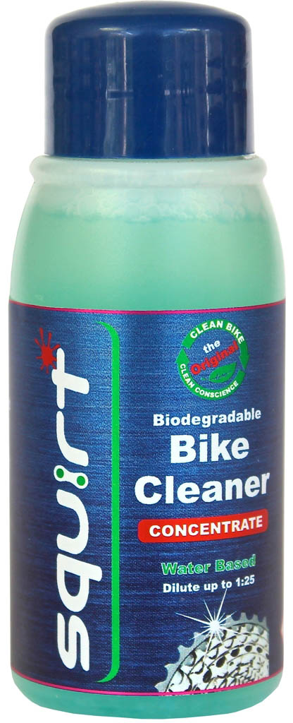 Squirt Bike Cleaner Concentrate   polish_and_lubricant_component