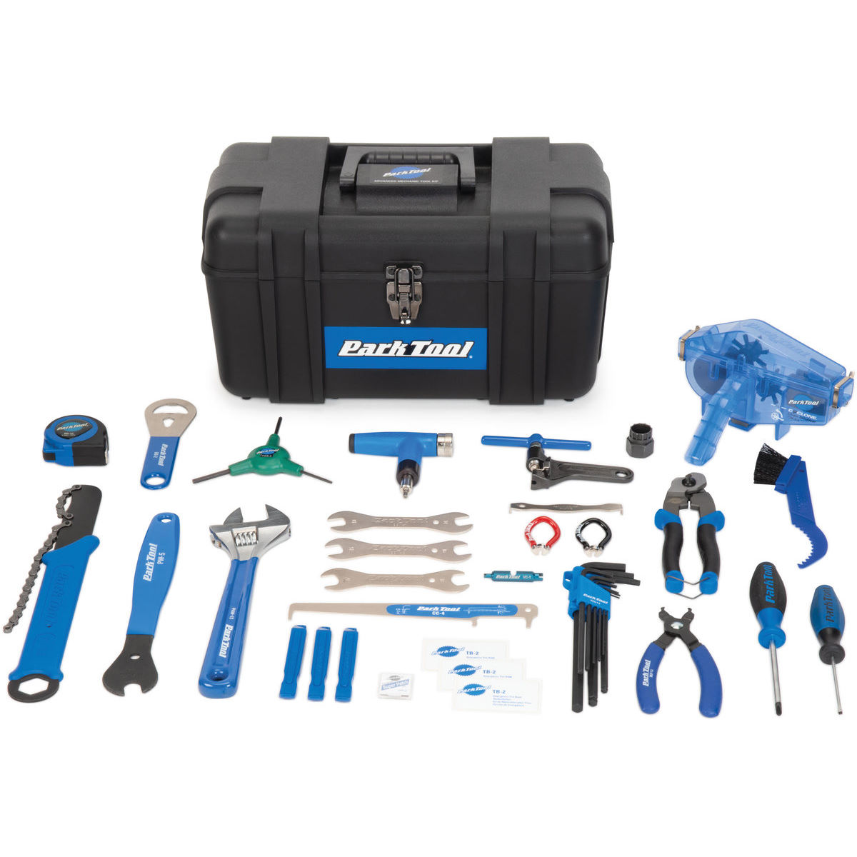 Park Tool Park Tool Advanced Mechanic Tool Kit - AK4   Tool Sets