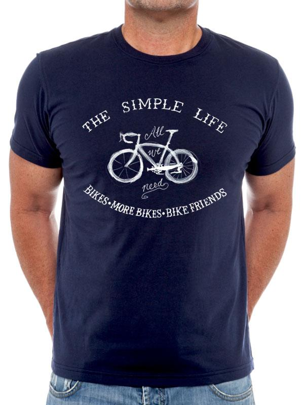 Cycology The Simple Life T-Shirt | Jerseys