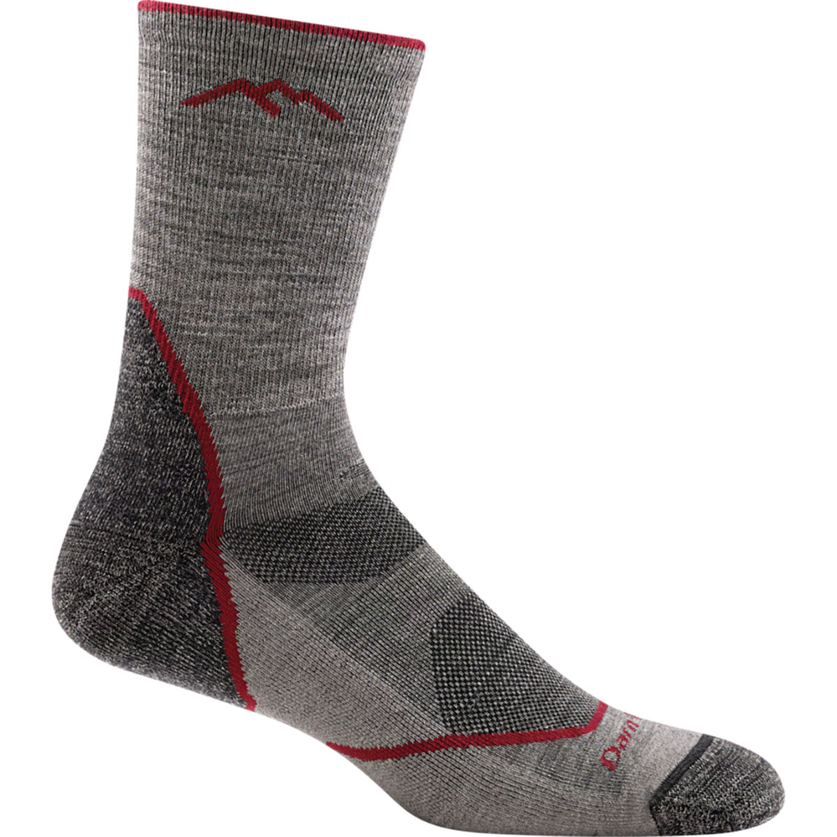 Darn Tough Darn Tough Light Hiker Micro Light Cushion Sock   Socks