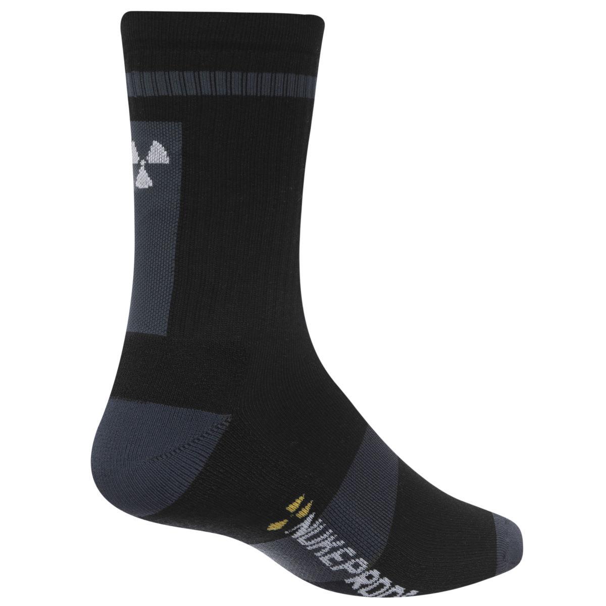 Nukeproof Blackline Sock Black/grey M/l - S/m Black/grey  Socks