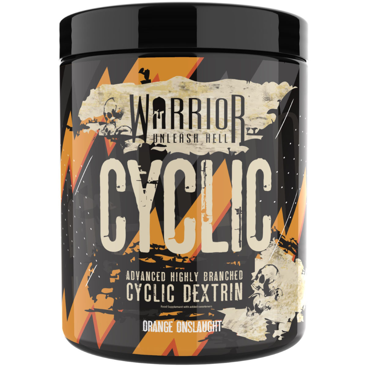 Warrior Warrior Cyclic Dextrin Intra-Workout (400g)   Supplements