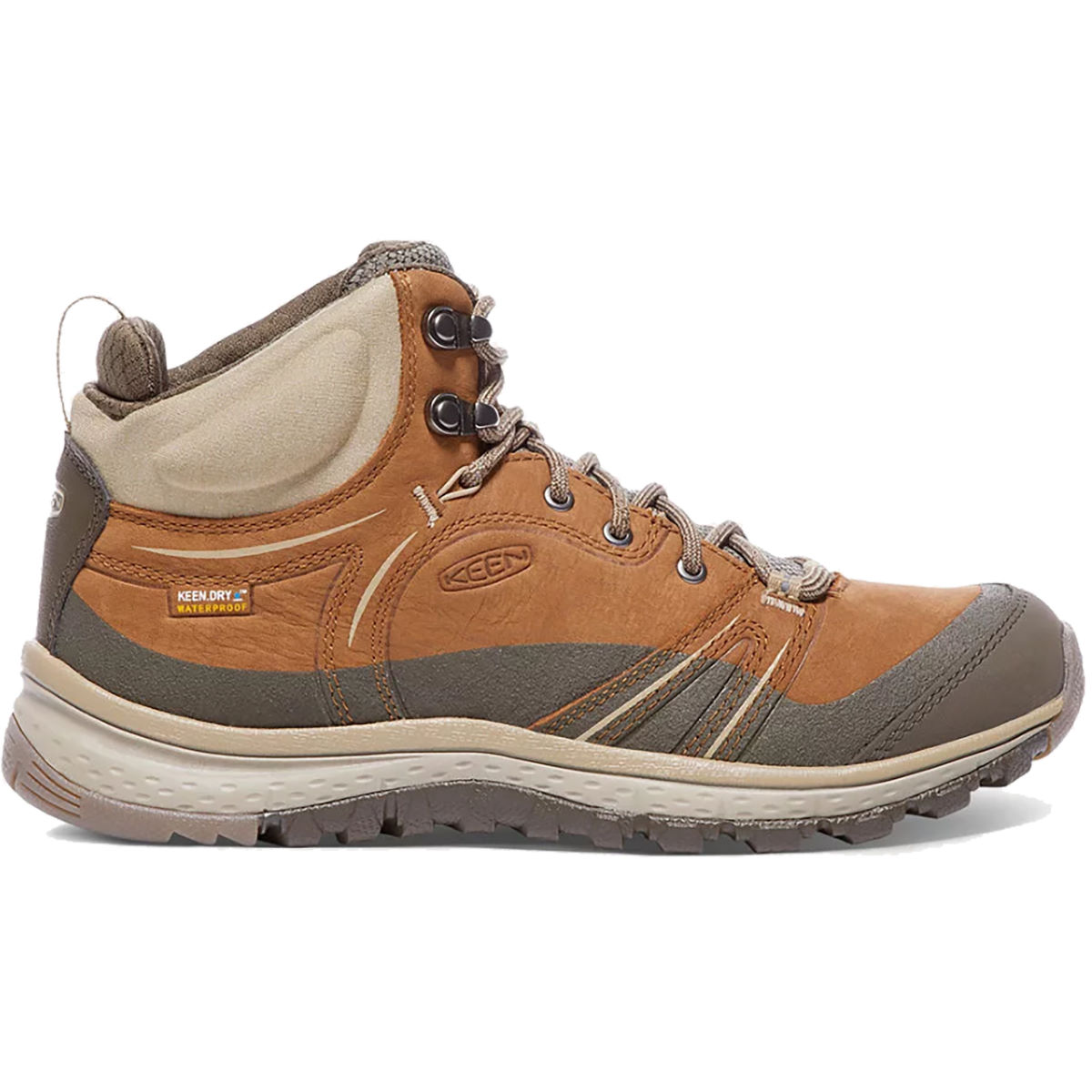 Keen Keen womens Terradora Leather Mid WP Shoes   Boots