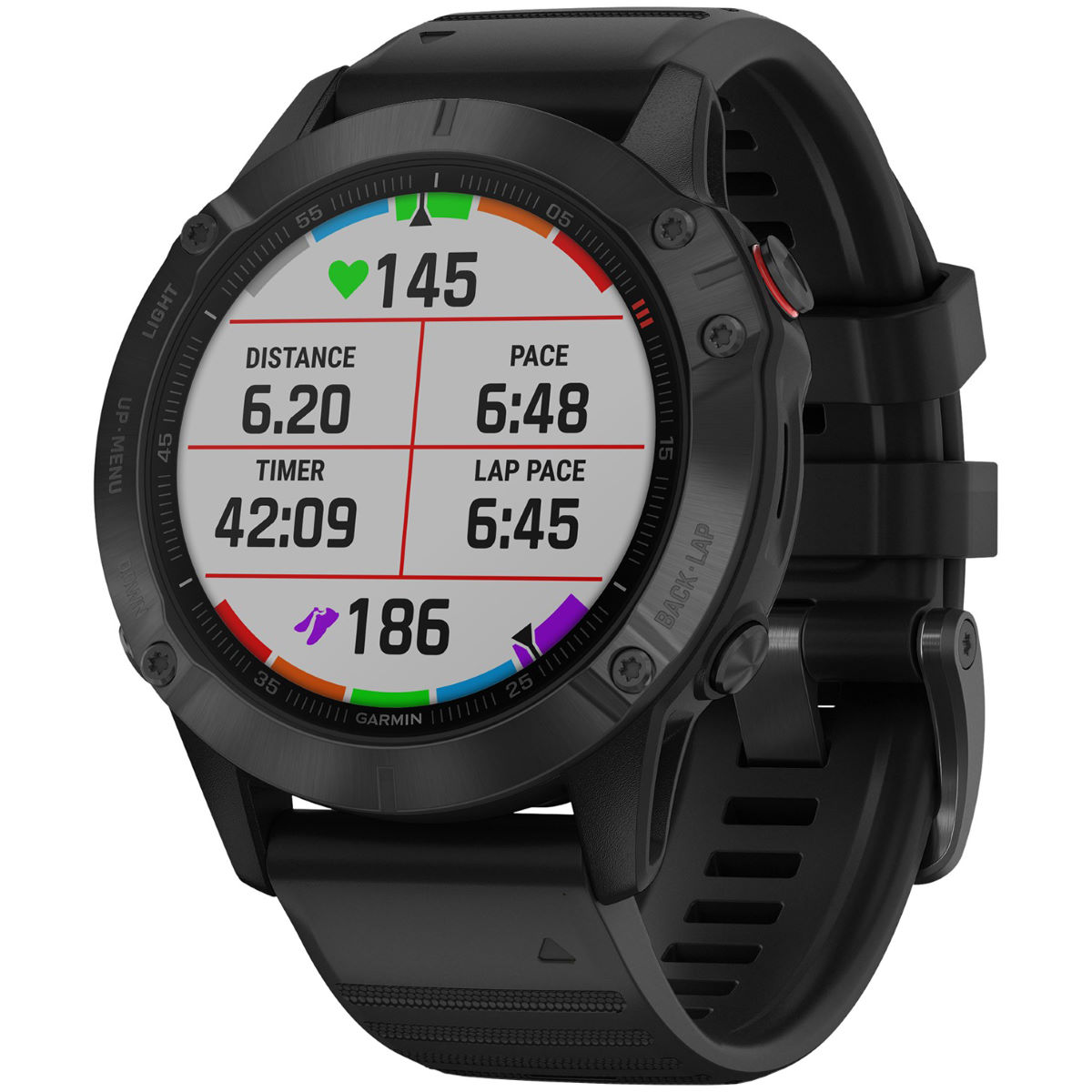 Garmin Garmin Fenix 6 Pro Multisport GPS Watch   Watches