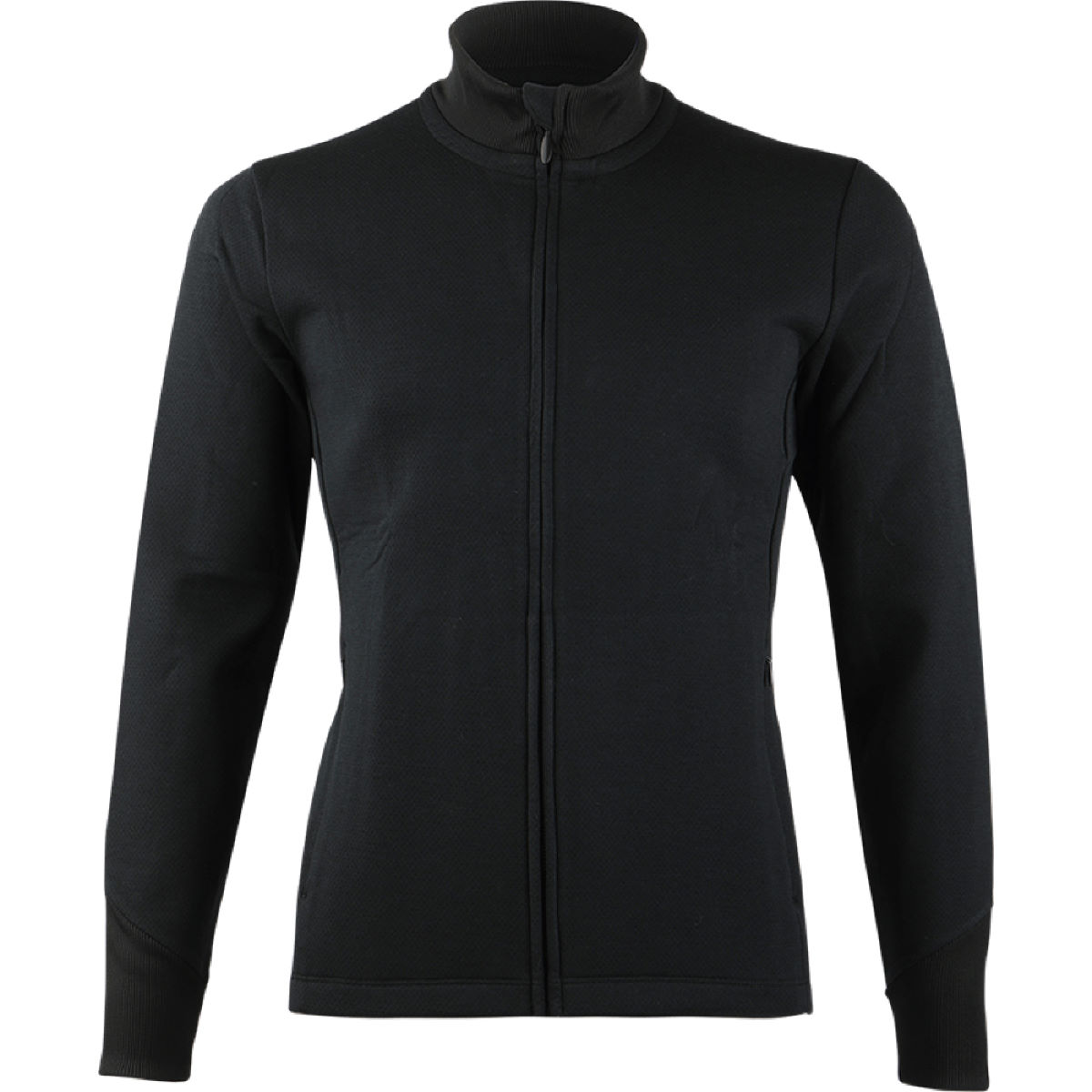 Le Col Track Jacket – XS Black | Jackets
