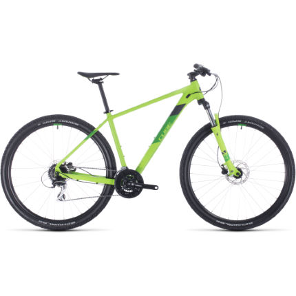 Cube Aim Pro 29 Hardtail Mountain Bike (2020)