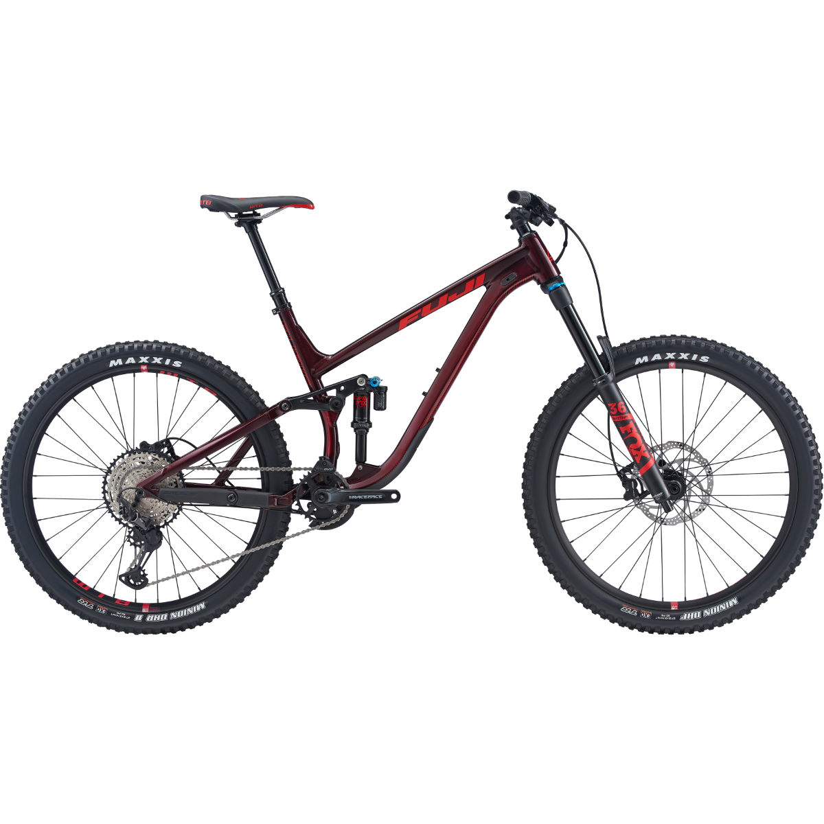 Fuji Fuji Auric LT 27.5 1.3 Full Suspension Bike (2020)   Full Suspension Mountain Bikes
