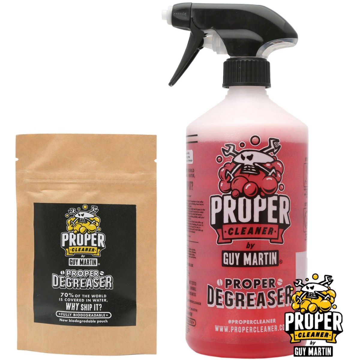 Proper Cleaner Proper Cleaner Degreaser Starter Pack   Cleaning Products