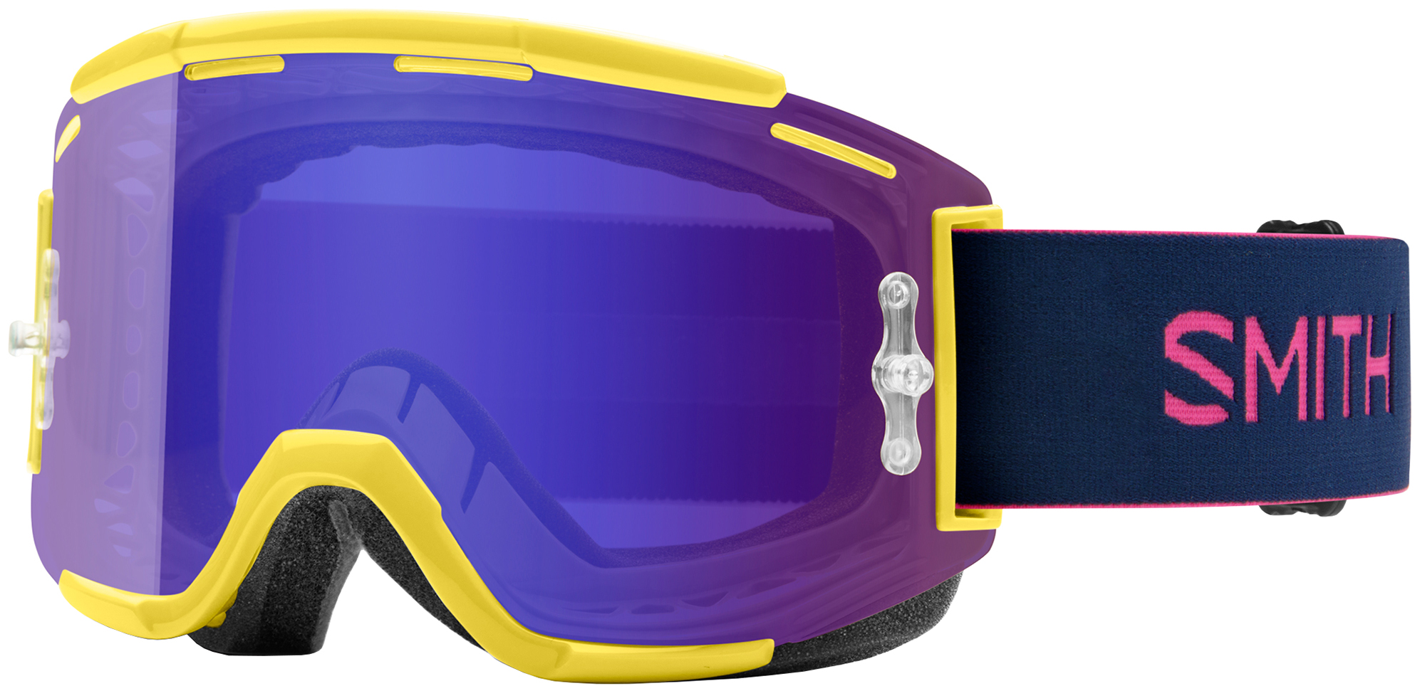 Smith Squad MTB Goggles Everyday Violet Lens | Glasses
