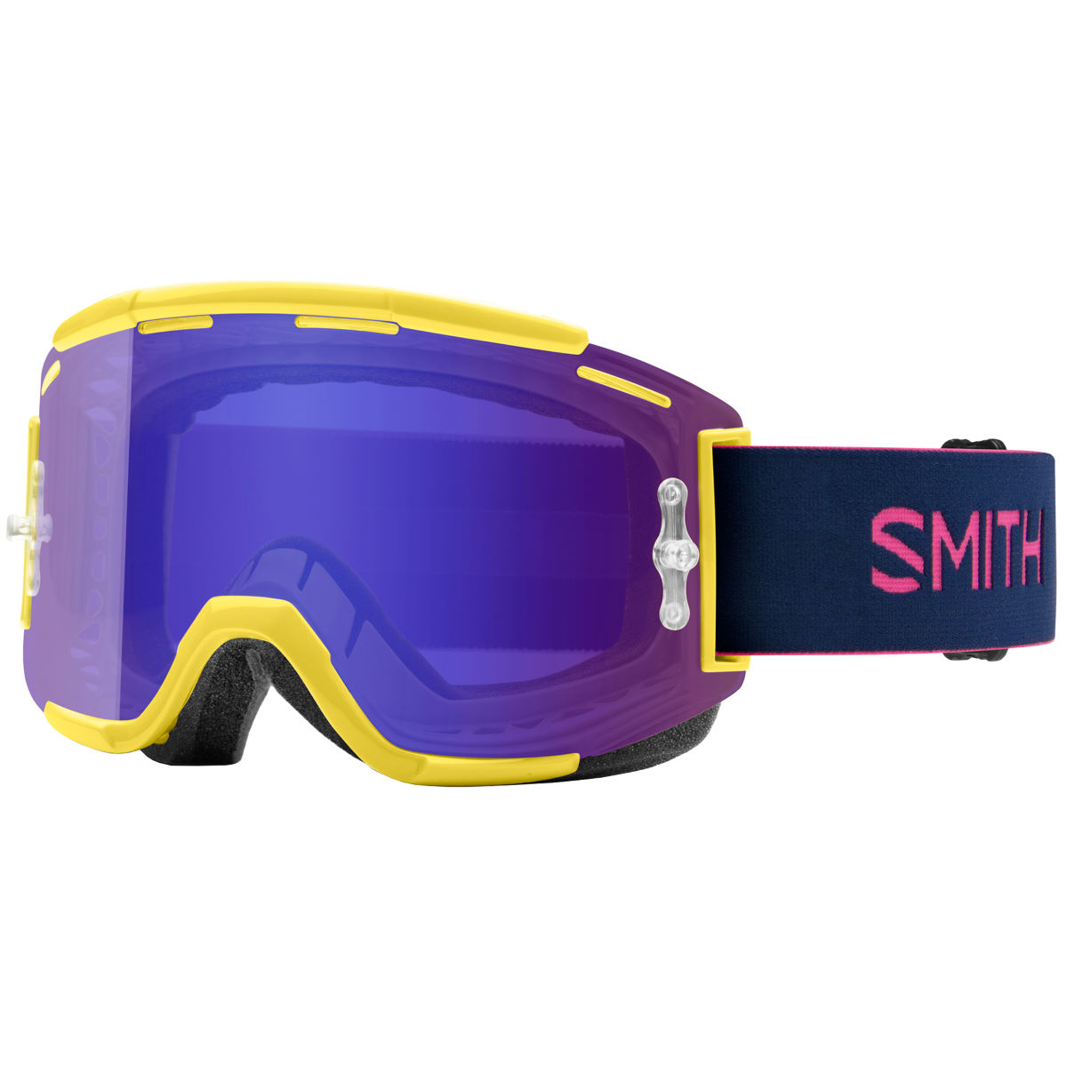 Smith Smith Squad MTB Goggles Everyday Violet Lens   Cycling Goggles