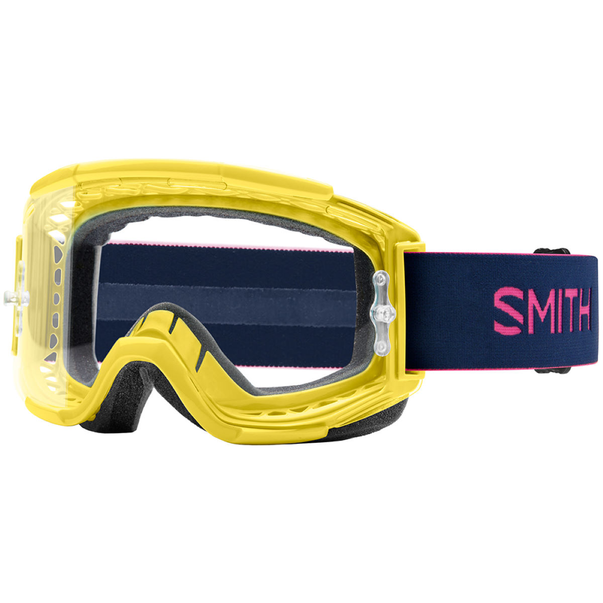 Smith Smith Squad MTB Goggles Clear Lens   Cycling Goggles