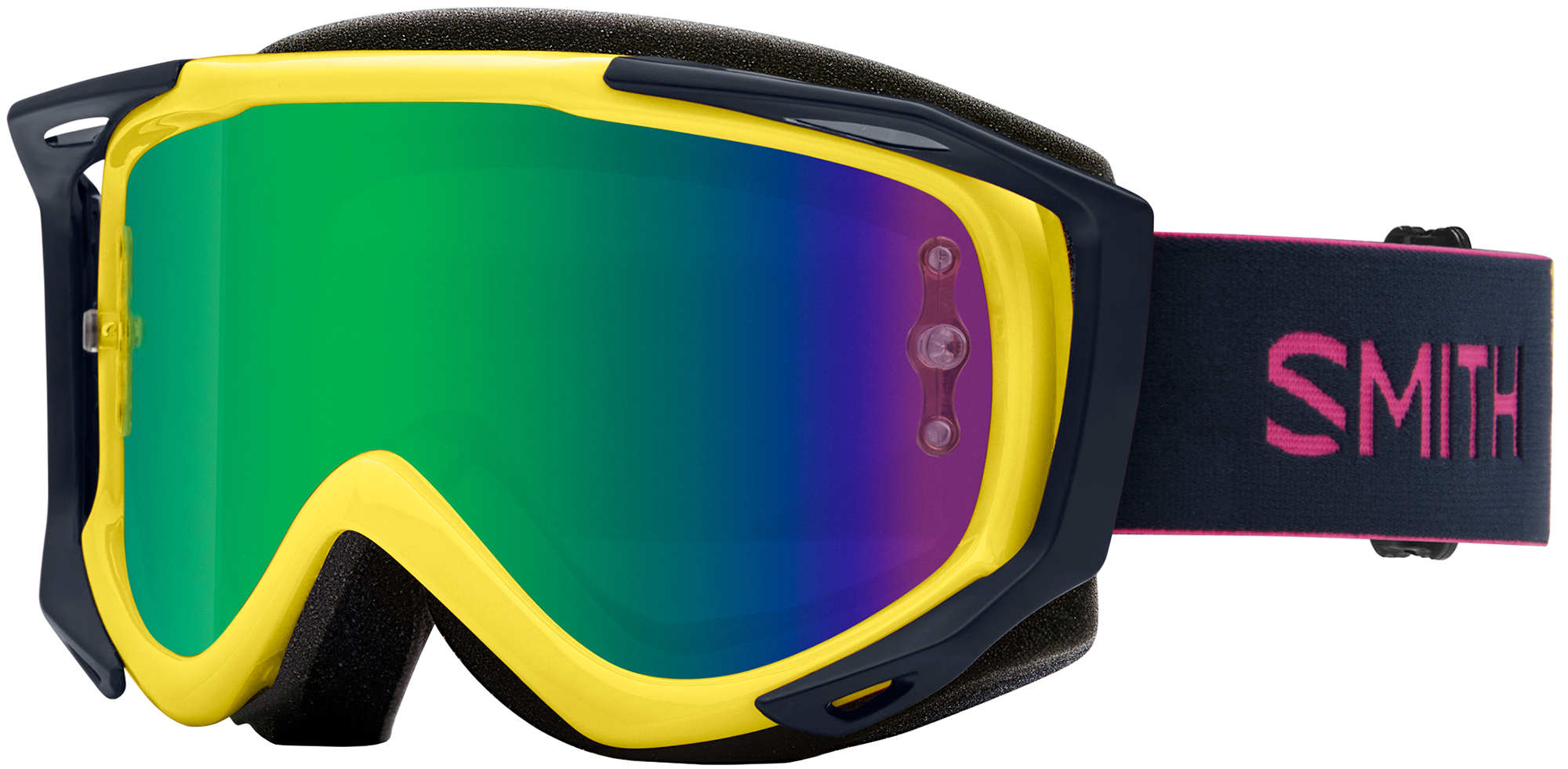 Smith Fuel V.2 SW-X M Goggles Green Mirror Lens | Glasses