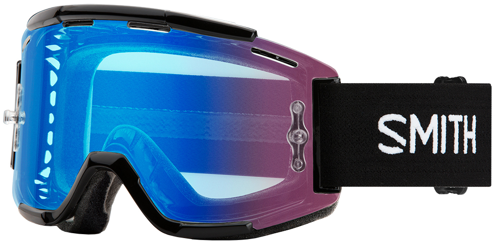 Smith Squad MTB Goggles Rose Flash Lens | Glasses