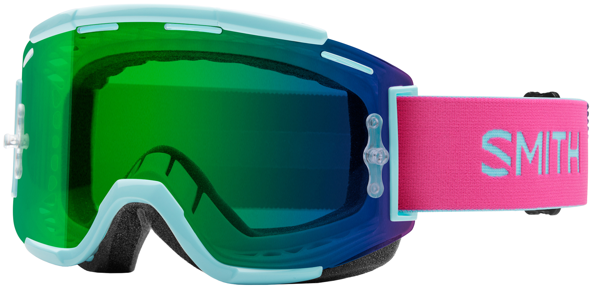 Smith Squad MTB Goggles Everyday Green Lens | Glasses